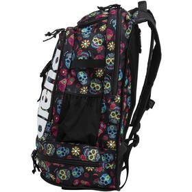 arena Fastpack 2.2 Allover Backpack crazy skulls carnival